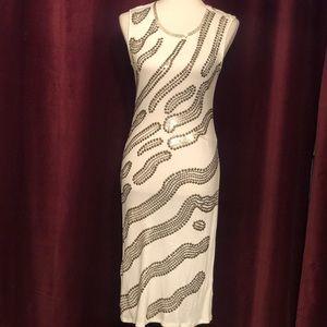 BCBG White Dress/ Sequence Design